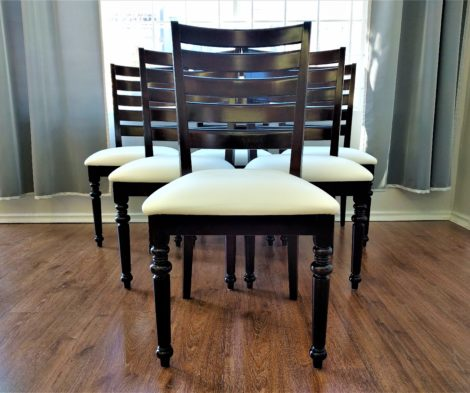 Restaurant and Bar Dining Chairs Upholstered, Reupholstered, and Recovered by United Upholstery
