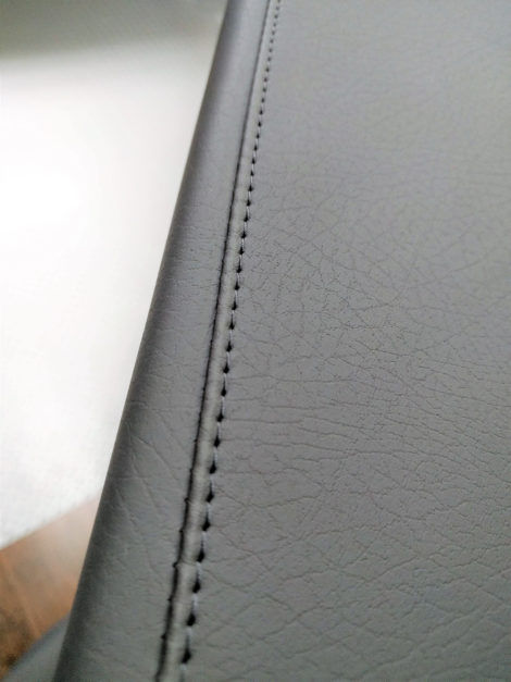 Custom Nook Seam Check at United Upholstery